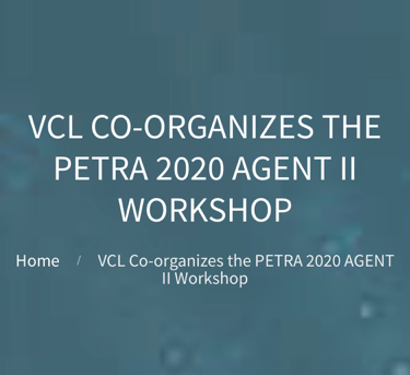 PETRA 2020 AGENT II Workshop